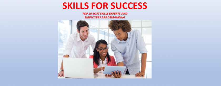 SKILLS FOR SUCCESS PODCAST